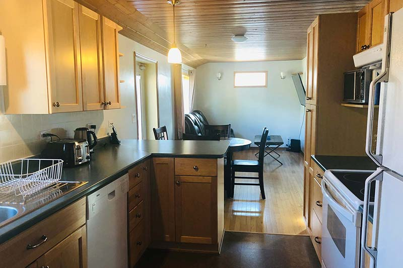 Single Two Bedroom for Rent downtown Whitehorse